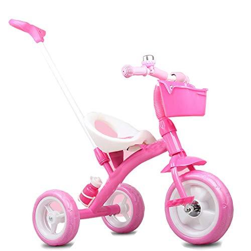Kinderrijstwagen 1-6 kinderwagen roze