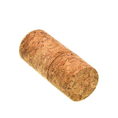 Kurk Wijn Fles 16 GB USB-stick - 2.0 - Bottle Cork Wine USB Flash Drive - Origineel Cadeau voor Man en Vrouw - Dataopslag - Bruin