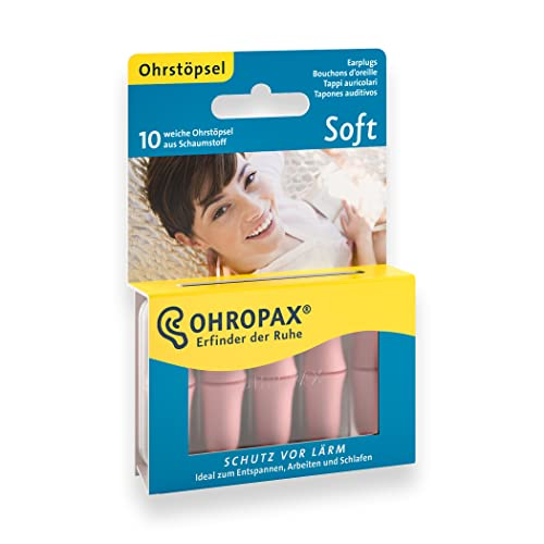 Ohropax -   Ohrstöpsel SOFT -
