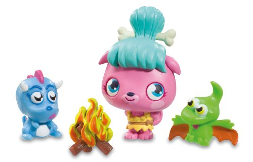 Moshi Monsters Poppet Goes Playset