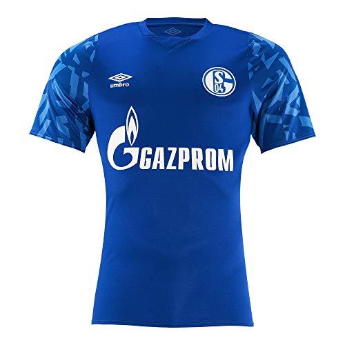 FC Schalke 04 Umbro Trikot Home 19/20 (M, blau)