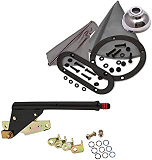 American Shifter 534232 Shifter (2004R 23 Swan E Brake Cable Trim Kit Dipstick for F690E)