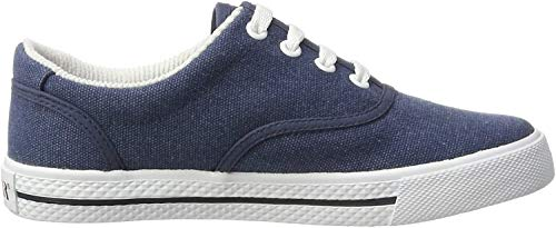 Romika Unisex-Erwachsene Soling Bootsschuhe, Blau (jeans), 49 EU