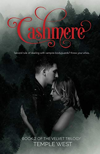 Cashmere: Book 2 of the Velvet Trilogy (2)
