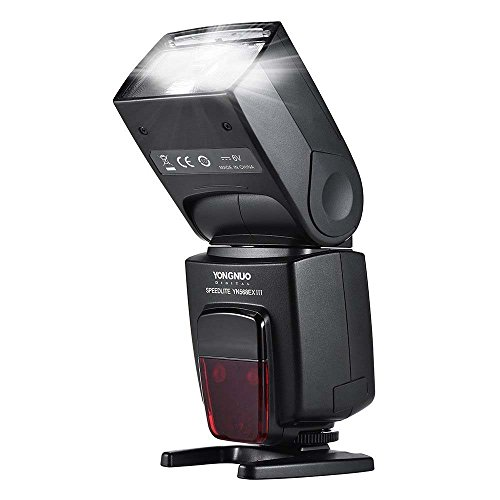Yongnuo YN568EX III Wireless Master und TTL Flash Speedlite mit High-Speed-Synchronisation für Canon DSLR Kamera
