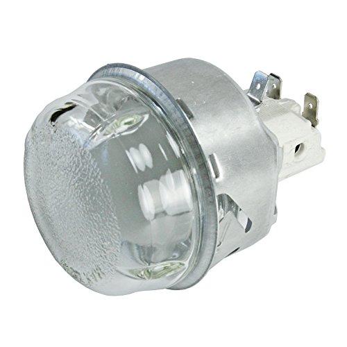 Siemens Ofen Herd komplett Lampe Leuchtmittel und Gehäuse