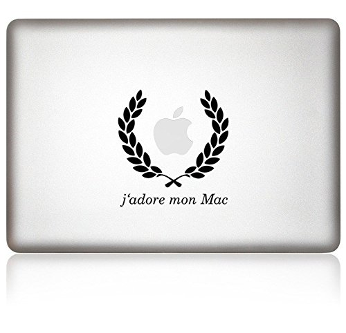 Appelsticker - Apple MacBook-sticker