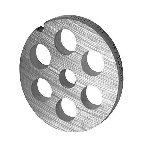 Fleischwolfscheiben passend für Bosch MFW68660 / MUM9 (13,0 mm)
