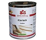 Höpner Lacke Klarlack seidenmatt/glänzend 750 ml (seidenmatt)