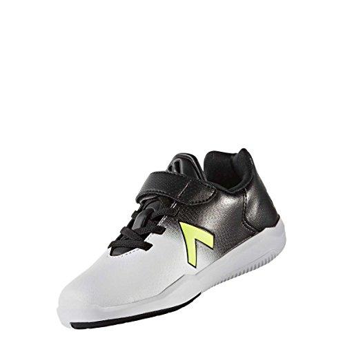 adidas Altaturf Ace K, Zapatillas de Deporte Unisex niño, (Negbas/Amasol/Ftwbla), 38 2/3 EU