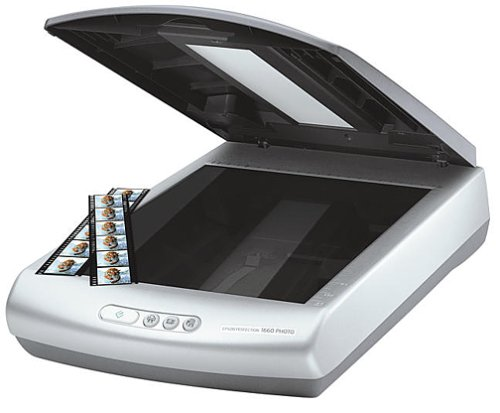 : Epson Perfection 1660 Photo Scanner : Flatbed Scanners