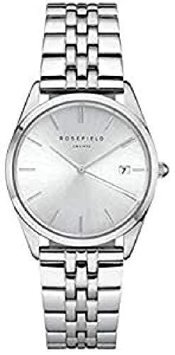 Reloj ROSEFIELD Reloj Analógico-Digital para Adultos Unisex de Cuarzo con Correa en Aleación 1