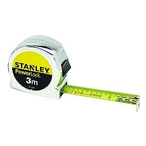 41P3RAWZjFL. SS300  - Stanley 0-33-522 Cinta métrica Micro Powerlock, 3 m, 0-33-532, 3m