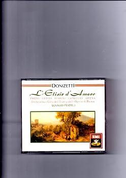 Audio CD Donizetti: L'Elisir D'Amore Book