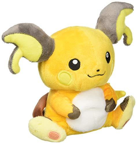 Pokemon Center Original Pokemon Fit Raichu Plush Peluche Plüschtier