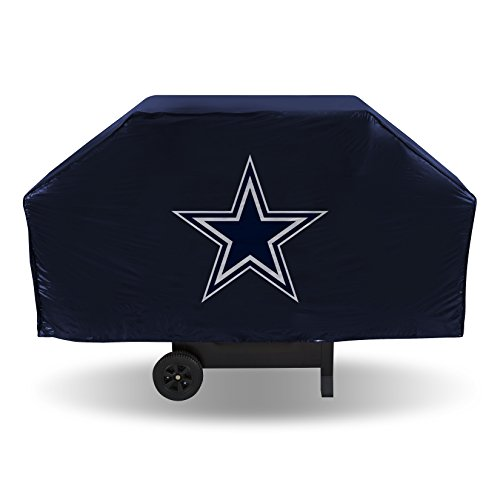 NFL Rico Industries Vinyl Grill Cover, Dallas Cowboys , 68 x 21 x 35-inches