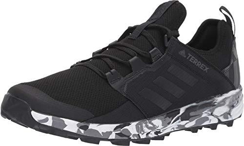 Adidas - Chaussures de sport d'extérieur Terrex Speed LD - Pour homme, Noir (Black/Non-dyed/Carbon), 44 EU