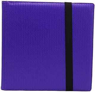 Purple Dex Protection Limited Edition Proline Binder 12 Card Storage Binder