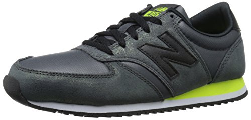 New Balance Wl420 Zapatillas Mujer, Negro, 40.5 EU