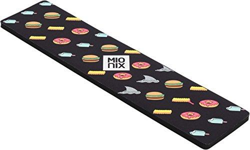 【国内正規品】 Mionix Long Pad Black MNX-05-27005-G リストレスト/マウスパッド