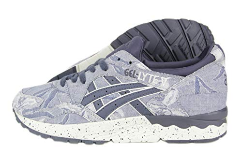 ASICS Mens Gel-Lyte V Denim Running Athletic Shoes