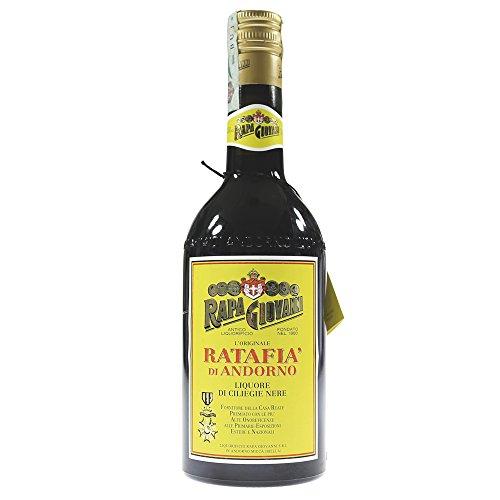Ratafià di Andorno Liquore alle ciliegie nere