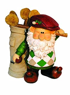 Woodland Wilf Polyresin Garden Gnome