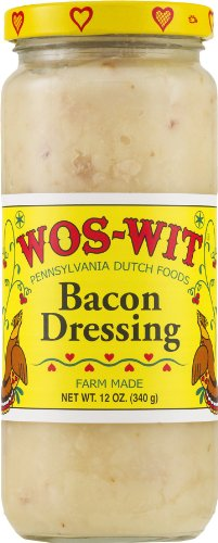 Wos-Wit Bacon Dressing