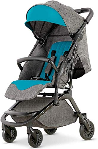 Sale!! Comfortable and Safe Lightweight Folding Stroller, Five-Point Harness Design, Detachable Baby...