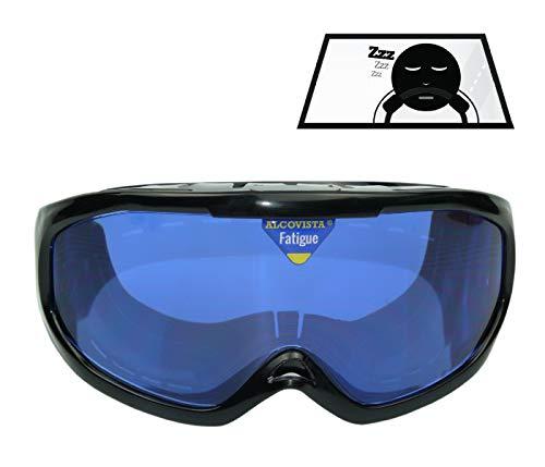 ORIGINAL ALCOVISTA ® Rauschbrille , Schläfrigkeitbrille , Fatiguebrille