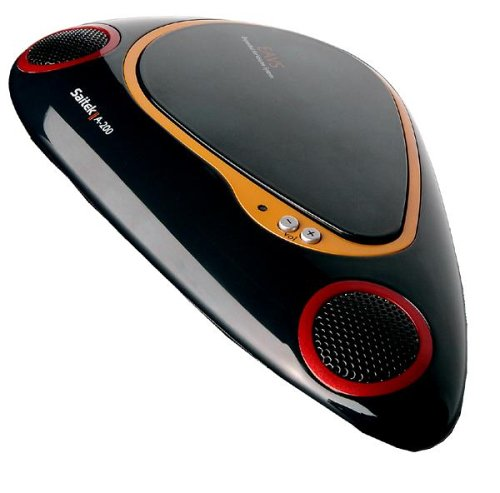 Saitek A200 Portable 2.1 Speaker System