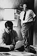 Gene Hackman and Willem Dafoe in Mississippi Burning in Hotel Room 24x18 Poster