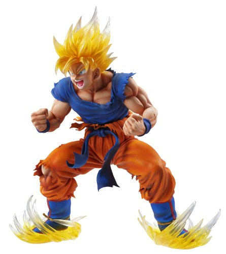 Super Figure Art Collection (23 cm PVC figure) Dragon Ball Super Saiyan Son Goku Ver. 2 [JAPAN]