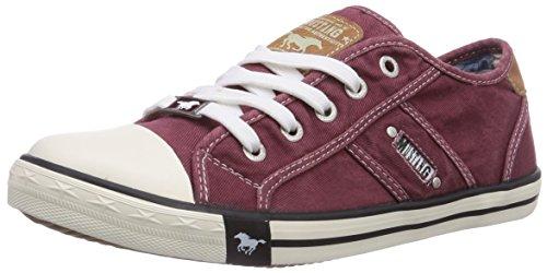 Mustang Damen 1099-302-55 Sneakers, Rot (55 Bordeaux), 37 EU