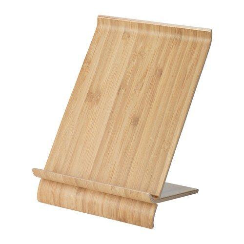 Support pour téléphone portable en bambou de Sigfinn Ikea, 12 x 13 x 18 cm (P x l x L)