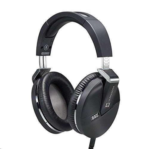 ULTRASONE Performance 840 Kopfhörer in Schwarz | Over-Ear Kopfhörer für das Studio und Zuhause