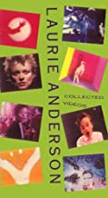 Laurie Anderson Collected Videos VHS