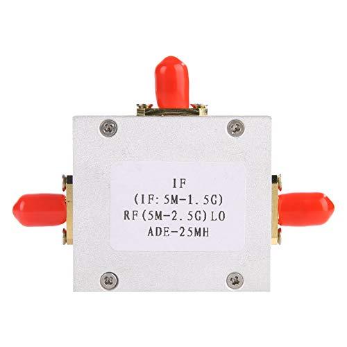 Bassa perdita di conversione 5-2500 MHz Doppio miscelatore bilanciato Durevole Alta affidabilità Diodo miscelatore passivo a basso rumore lineare ad alta per PCS MMDS Electronics