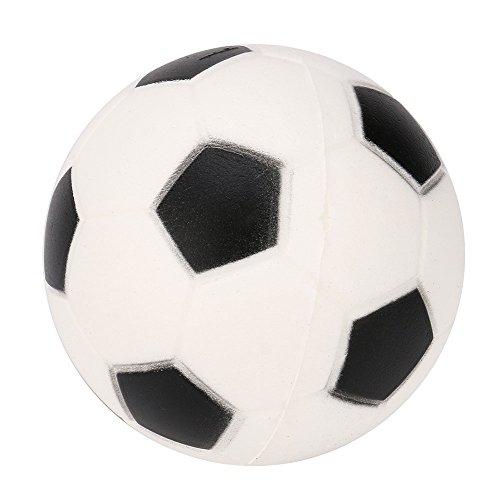 PARUYU Squeeze Squishies Durchmesser 90mm Fußball Squishy langsam steigende Creme duftende Dekompression Kid Toys Geschenk