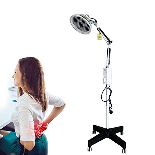 For Sale! BEIAKE TDP Heating Therapy Far Infrared Lamp for Joints Pain Relief, Medical Heat Lamp The...