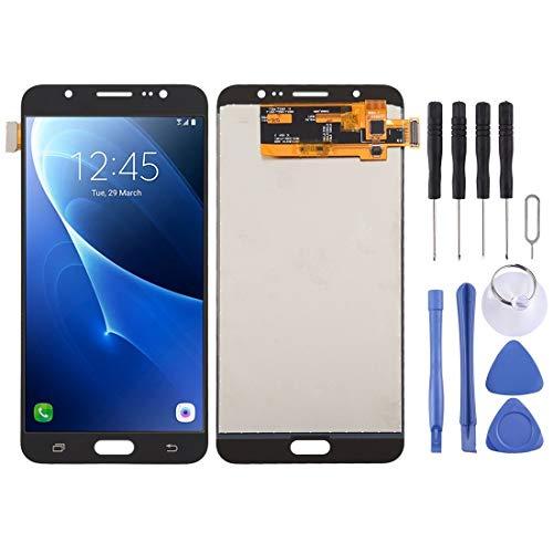 Yangjie Spart Parts - Pantalla LCD y digitalizador de repuesto para Galaxy J7 (2016) / On 8, J710F / J710FN / J710M / J710MN / J7108
