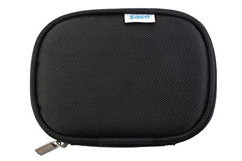 Saco Shock Proof External Hard Disk Case Compatible for Seagate Backup Plus...