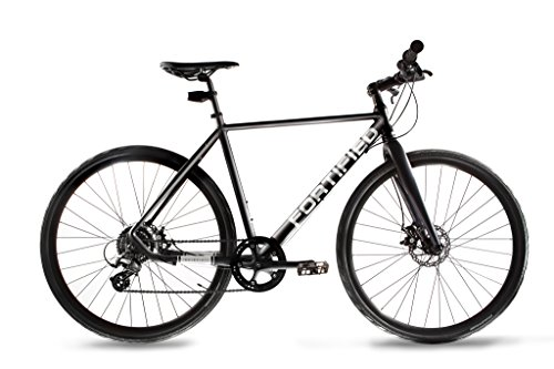 Fortified City Commuter Theft-Resistant 8 Speed...