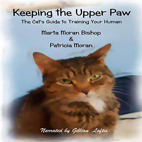 Keeping the Upper Paw audiobook cover art