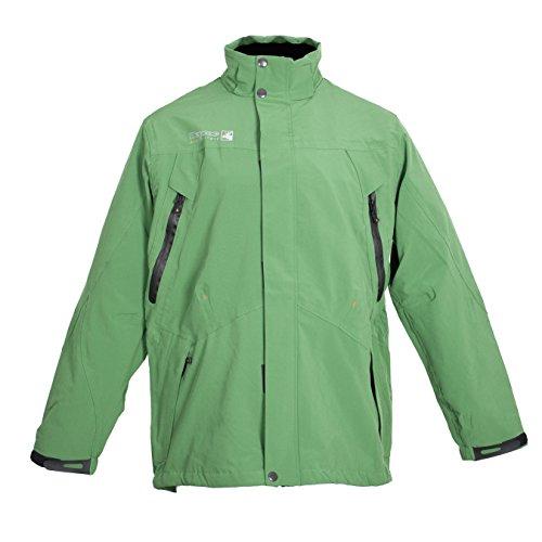 DEPROC-Active Veste d'extérieur Jack XL Vert - Vert