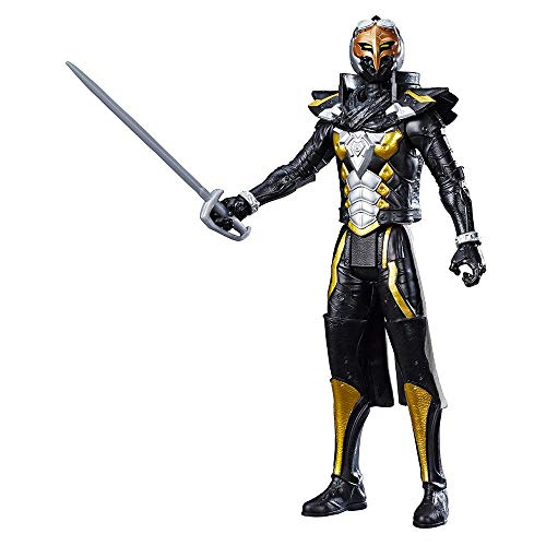 Boneco Power Rangers Cybervillain Robo-blaze - Hasbro