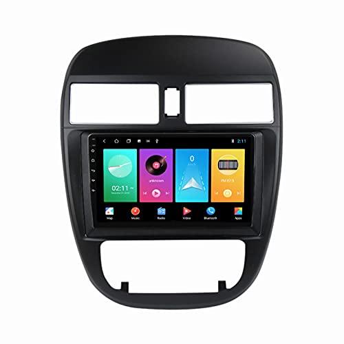 ADMLZQQ para Dongfeng Joyear X5 2015-2017 Android 10.0 Car Stereo Radio Multimedia MP5 Player, Pantalla Táctil 9 Pulgadas, Bluetooth Carplay FM Am RDS DSP Cámara Trasera Ventilador,M100s 4core 1+16g
