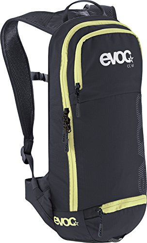 Evoc CC Bladder Performance Rucksack, Black/Lime, 20 x 7 x 46 cm