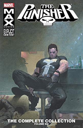 Punisher Max: The Complete Collection Vol. 6 (The Punisher (2004-2009)) (English Edition)