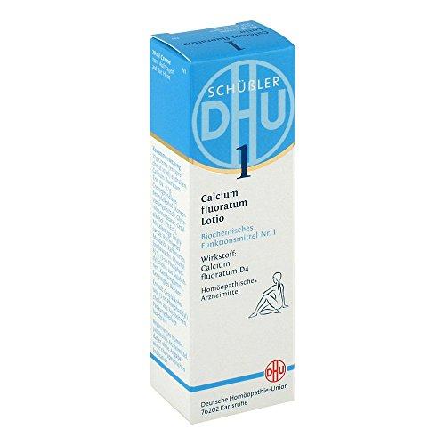 BIOCHEMIE DHU 1 Calcium fluoratum D 4 Lotio 20 ml